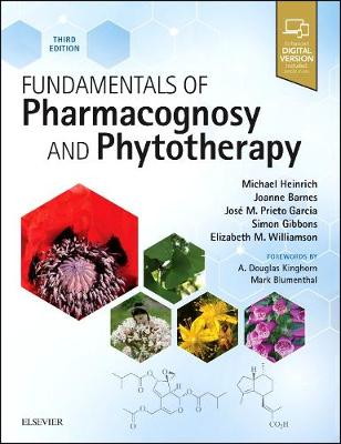9780702070082 - Fundamentals of Pharmacognosy and Phytotherapy