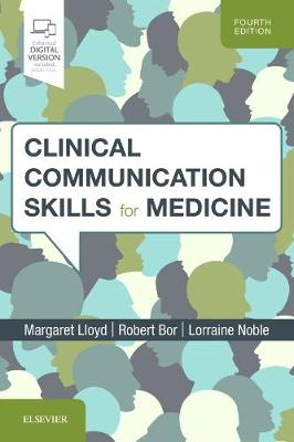 9780702072130 - Clinical Communication Skills for Medicine