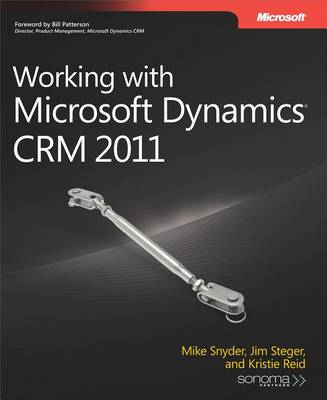 9780735661783 - Working with Microsoft Dynamics CRM 2011