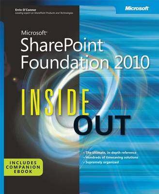 9780735665576 - Microsoft SharePoint Foundation 2010 Inside Out