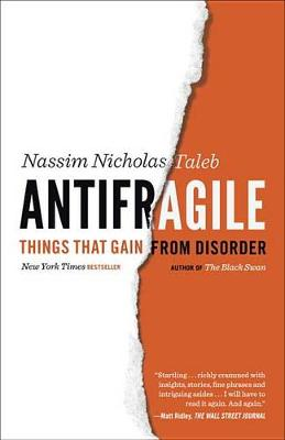 9780812979688 - Antifragile: Things That Gain from Disorder
