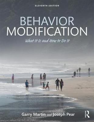9780815366546 - Behavior Modification: What It Is and How To Do It