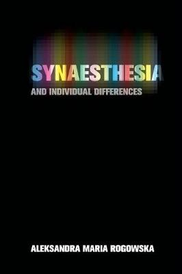 9781107480001 - Synaesthesia and Individual Differences