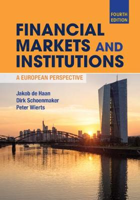 9781108494113 - Financial Markets and Institutions: A European Perspective