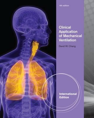 9781111539757 - Ise Clinical Application Of Mechanical Ventilation 4E