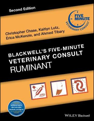 9781119064688 - Blackwell's Five-Minute Veterinary Consult: Ruminant