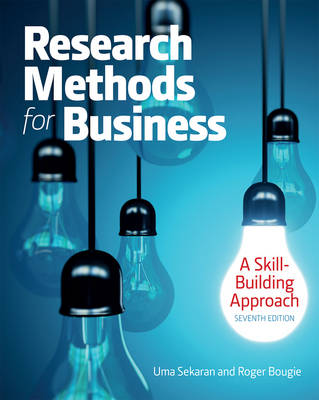 9781119165552 - Research Methods For Business: A Skill Building Approach Seventh Edition