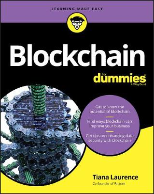 9781119365594 - Blockchain for dummies