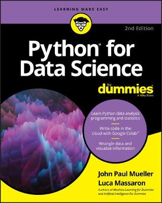 9781119547624 - Python for Data Science For Dummies