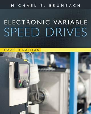 9781133134046 - Electronic Variable Speed Drives