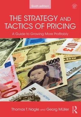 9781138737518 - The Strategy and Tactics of Pricing