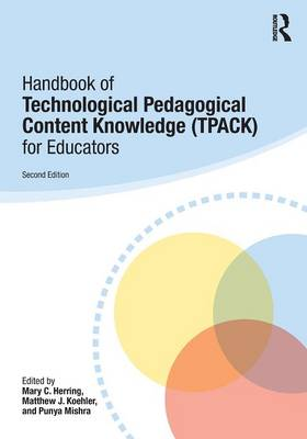 9781138779396 - Handbook of technological pedagogical content knowledge