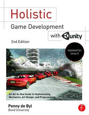 9781138888784 - Holistic Game Development With Unity