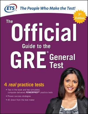 9781259862410 - The Official Guide to the GRE General Test
