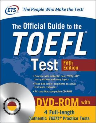 9781260011210 - The Official Guide to the Toefl Test