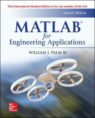 9781260084719 - Matlab For Engineering Applications