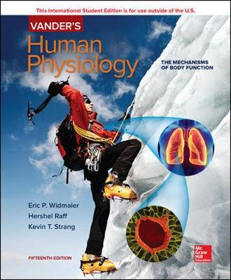 9781260085228 - Vanders Human Physiology