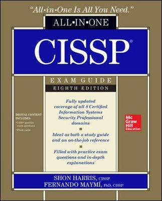 9781260142655 - Cissp All-In-One Exam Guide