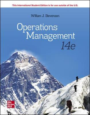 9781260575712 - Ise Operations Management