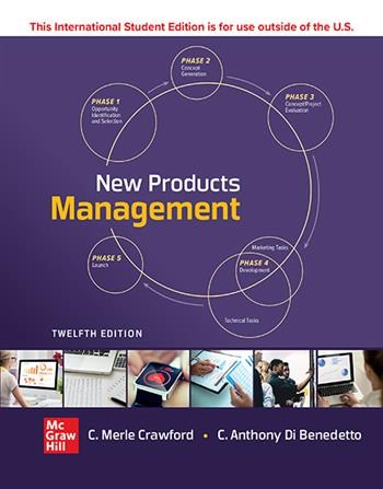 9781260590548 - New Products Management