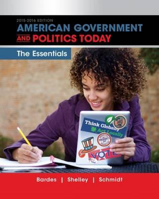 9781285853154 - American Government and Politics Today
