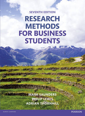 9781292016627 - Research Methods for Business Students