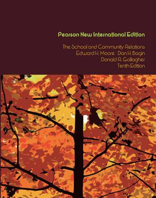 9781292021881 - School and Community Relations, The: Pearson New International Edition