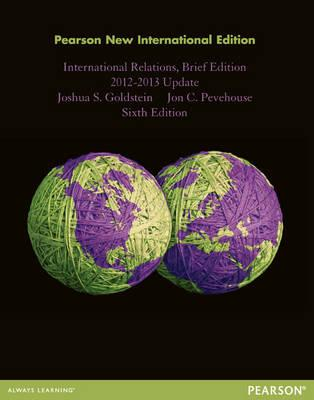 9781292026930 - International Relations, Brief Edition, 2012-2013 Update: Pearson New International Edition