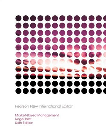 9781292033716 - Market-Based Management: Pearson New International Edition