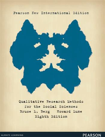 9781292035697 - Qualitative Research Methods for the Social Sciences: Pearson New International Edition