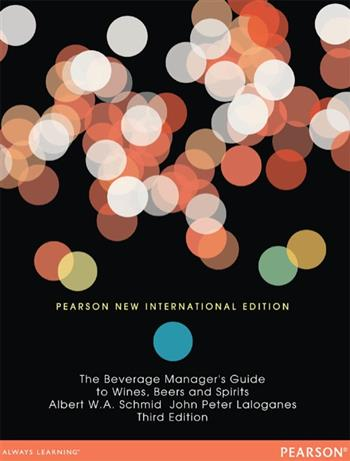 9781292055220 - The Beverage Manager's Guide to Wines, Beers and Spirits: Pearson New International Edition