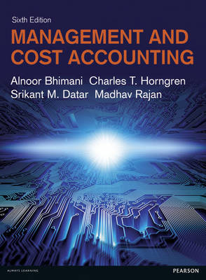 9781292063553 - Management and Cost Accounting with MyAccountingLab