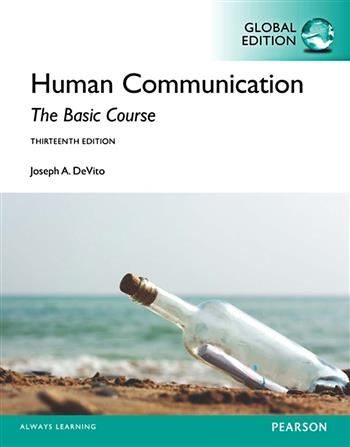 9781292068220 - Human Communication: The Basic Course, Global Edition