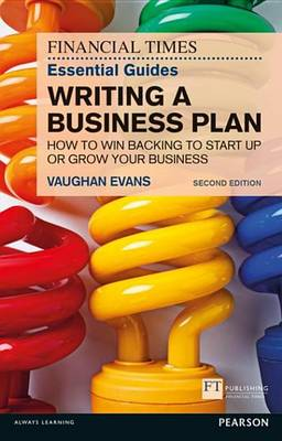 9781292085166 - The FT Essential Guide to Writing a Business Plan
