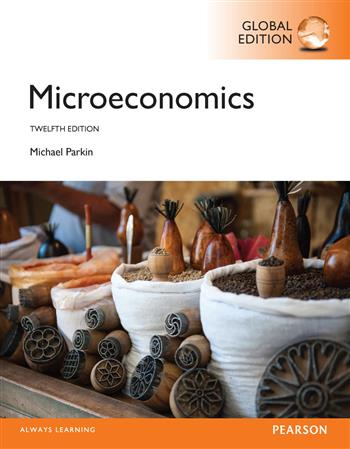 9781292094649 - Microeconomics, Global Edition