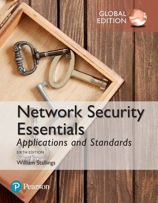 9781292154855 - Network Security Essentials: Applications and Standards