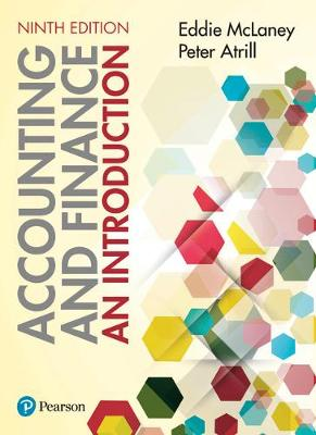 9781292204550 - Accounting and Finance: An Introduction with MyLab Accounting