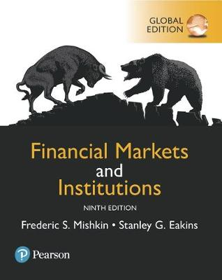 9781292215006 - Financial Markets and Institutions, Global Edition