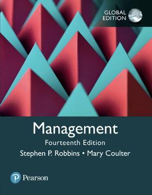 9781292215945 - Management plus Pearson MyLab Management with Pearson eText, Global Edition