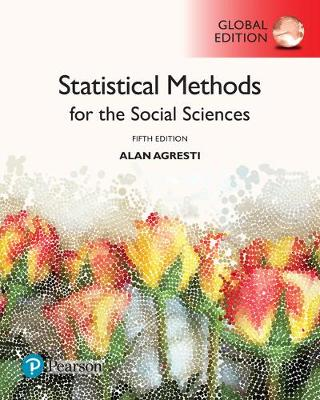 9781292220314 - Statistical Methods for the Social Sciences, Global Edition