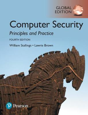 9781292220611 - Computer Security: Principles and Practice, Global Edition