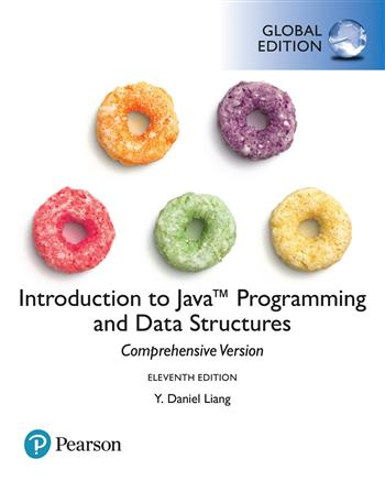9781292221892 - Introduction to Java Programming and Data Structures, Comprehensive Version, Global Edition