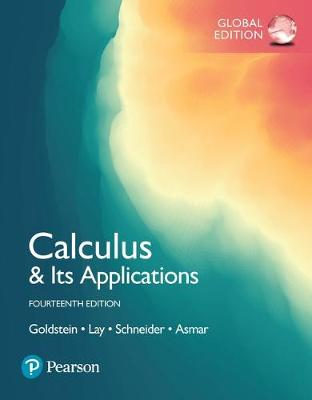 9781292229041 - Calculus & Its Applications, Global Edition