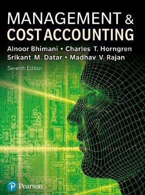9781292232669 - Management and Cost Accounting