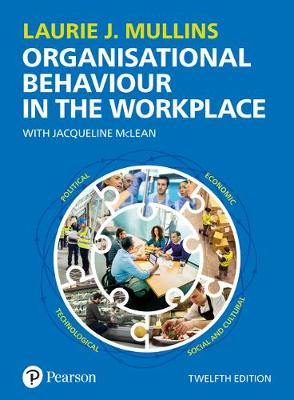 9781292245485 - Organisational Behaviour in the workplace