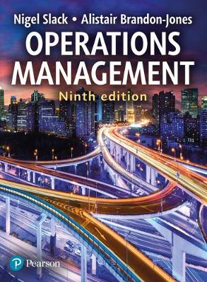 9781292253961 - Operations Management
