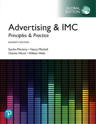 9781292262062 - Advertising & IMC: Principles and Practice, Global Edition