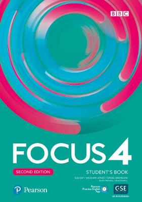 9781292301921 - Focus level 4 student's book with digital resources & app