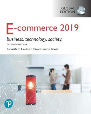 9781292303178 - E-Commerce 2019: Business, Technology and Society, Global Edition