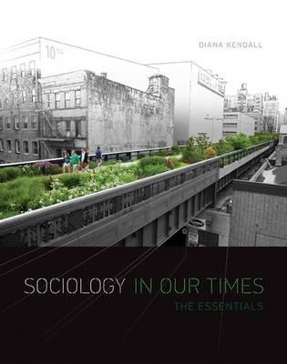 9781305094154 - Sociology In Our Times  Essentials